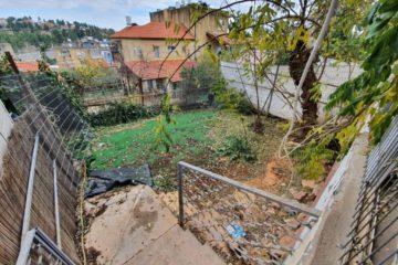 בכנען ברחוב השבעה דירת 2 חדרים, גינה קטנה